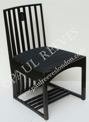 A C.R. Mackintosh chair-0