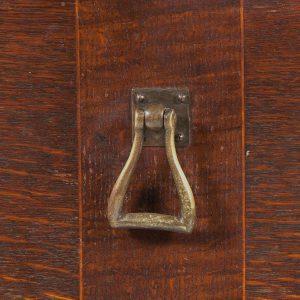 An oak dresser-269