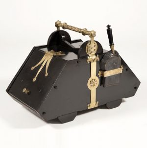 A coal box-0