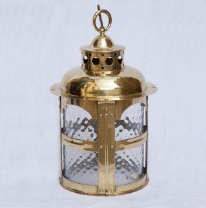 Brass lantern-0