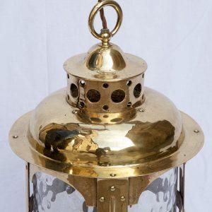 Brass lantern-162