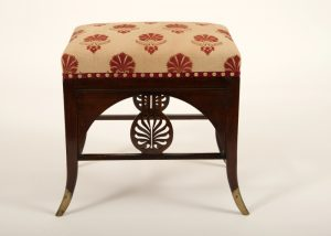 An Aesthetic Movement stool-316