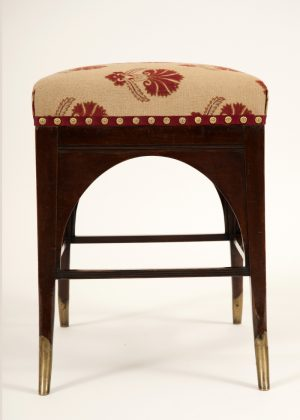 An Aesthetic Movement stool-318