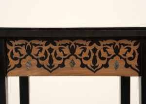 An inlaid plant or lamp stand-514