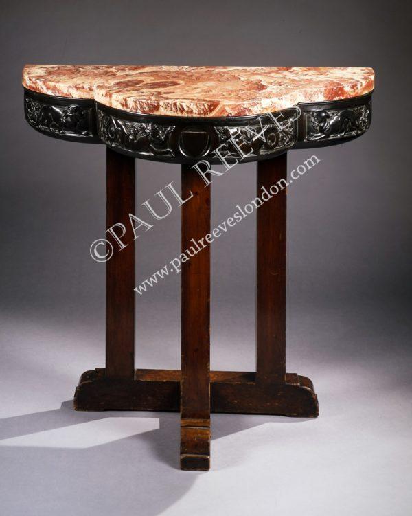 A table -0