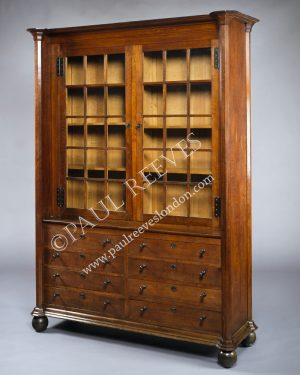 A display cabinet -0