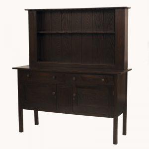 A Heals oak dresser -0