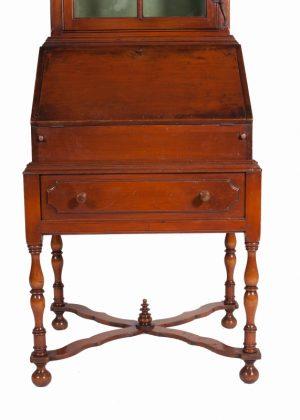 A walnut secretaire -741
