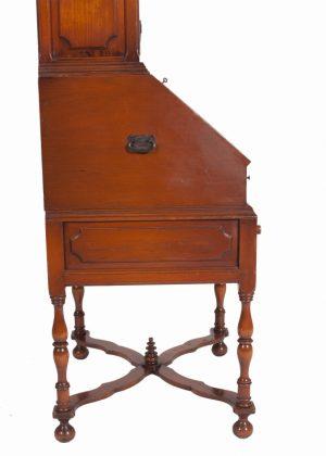 A walnut secretaire -733