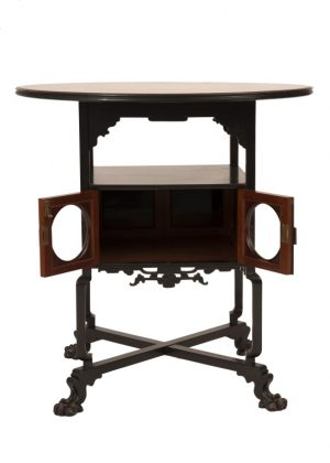 A Franco Japanese table-824