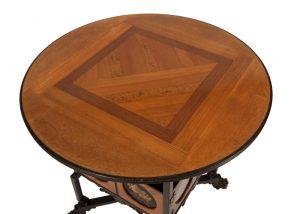 A Franco Japanese table-828
