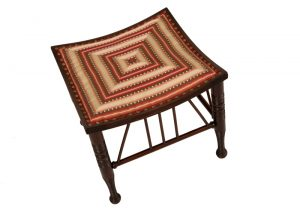 An unusual Thebes stool -815
