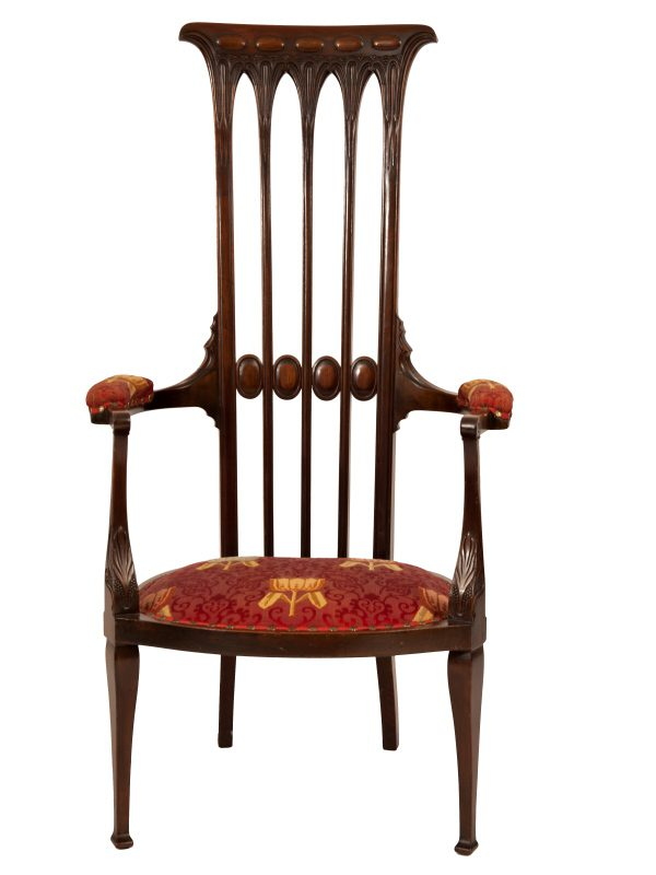 A Century Guild style armchair -0