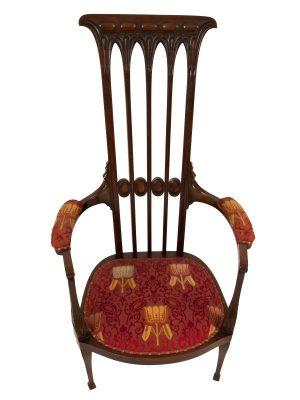 A Century Guild style armchair -901