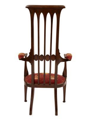 A Century Guild style armchair -899