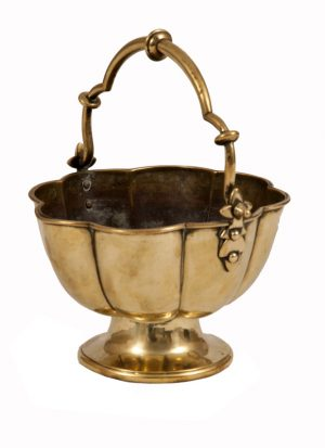 A Gothic Revival asperges bucket-993