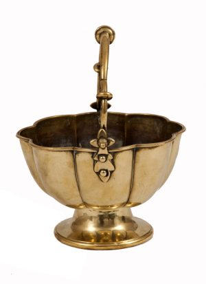 A Gothic Revival asperges bucket-992
