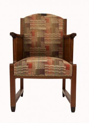 An Amsterdam School armchair-0