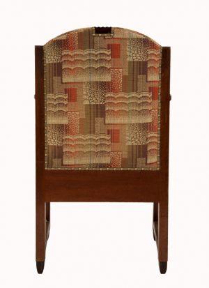 An Amsterdam School armchair-1004