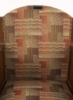 An Amsterdam School armchair-1008