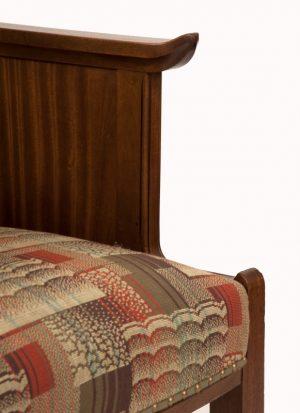 An Amsterdam School armchair-1009