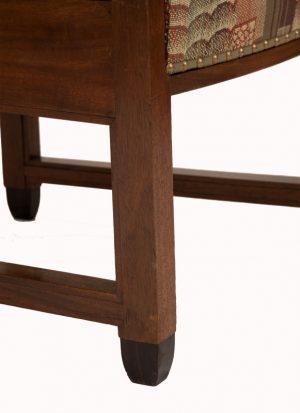 An Amsterdam School armchair-1014