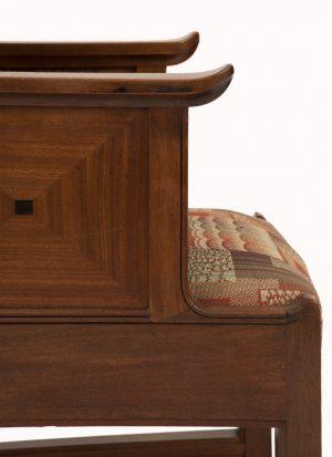 An Amsterdam School armchair-1010