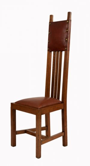 A set of ten chairs -1092