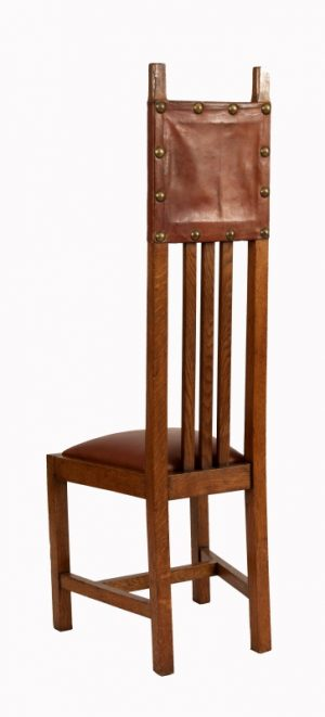 A set of ten chairs -1094