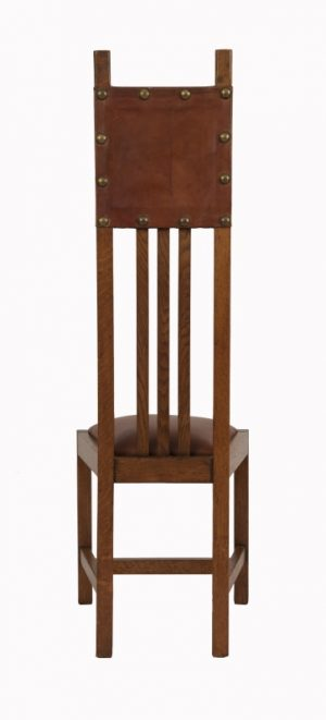 A set of ten chairs -1090