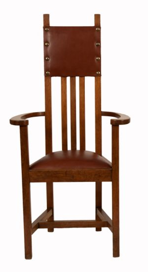 A set of ten chairs -1091