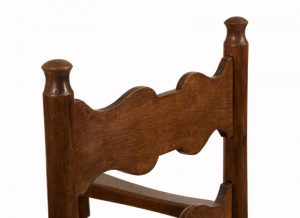 A ladderback armchair-1140