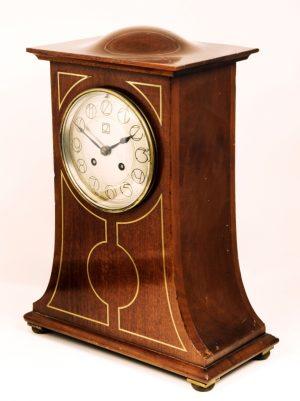A rare mahogany clock-1164