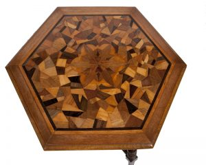An inlaid table -1173