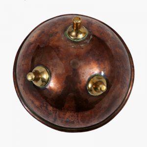 A Benham & Froud sugar bowl-1362