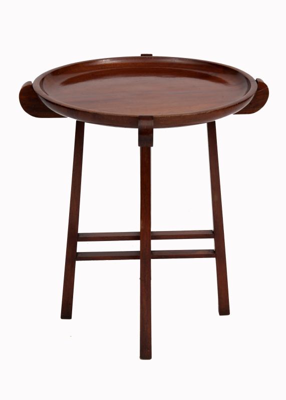 A good Liberty walnut table-0