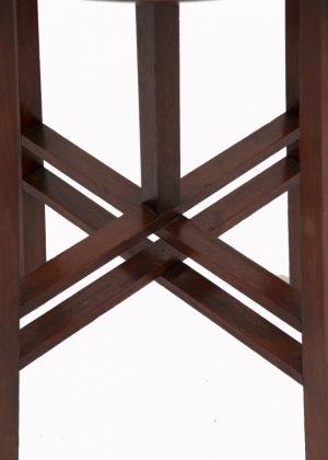 A good Liberty walnut table-1376