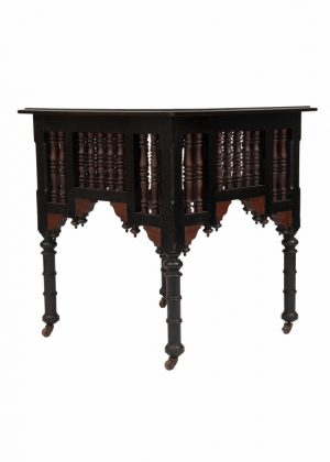An Anglo Indian table-1495