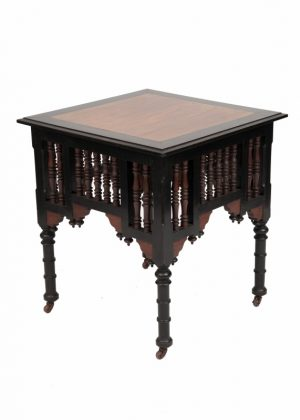 An Anglo Indian table-1496