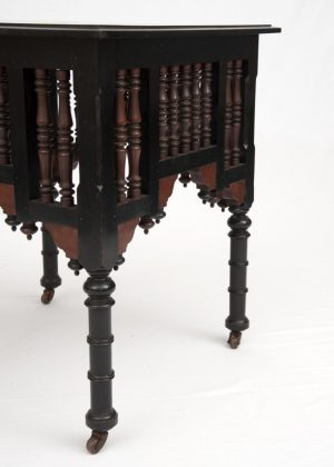 An Anglo Indian table-1498