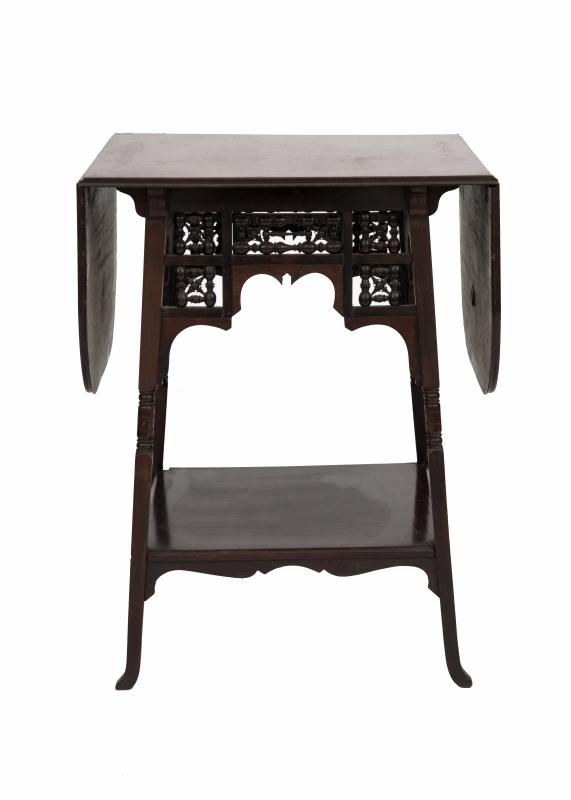 A Liberty & Co. Anglo Moorish table-0
