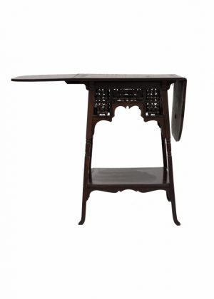 A Liberty & Co. Anglo Moorish table-1505