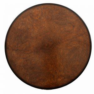 An Aesthetic Movement circular table-1509