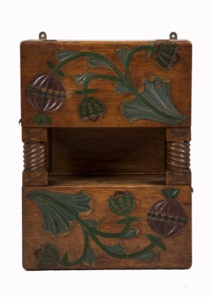A small cabinet with pomegranate decoration-0