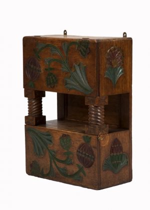 A small cabinet with pomegranate decoration-1567