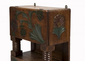 A small cabinet with pomegranate decoration-1571
