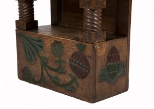 A small cabinet with pomegranate decoration-1568