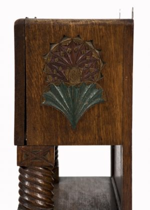 A small cabinet with pomegranate decoration-1572