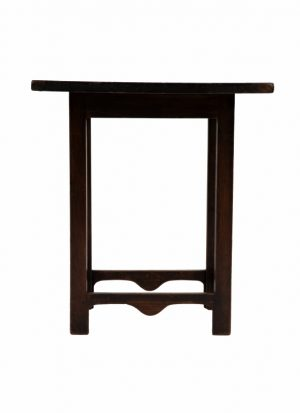 A rare small pine table-1609