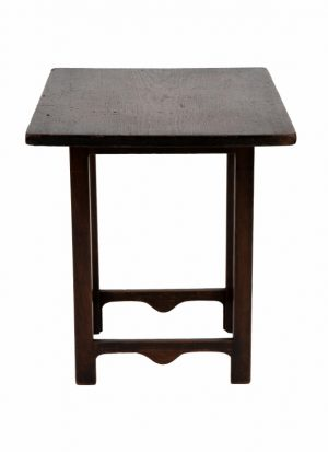 A rare small pine table-1610